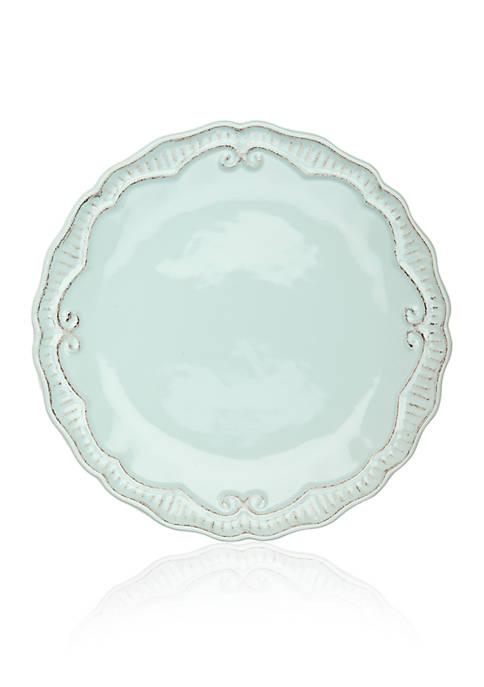 Home Accents® Capri Robins Egg Dinner Plate
