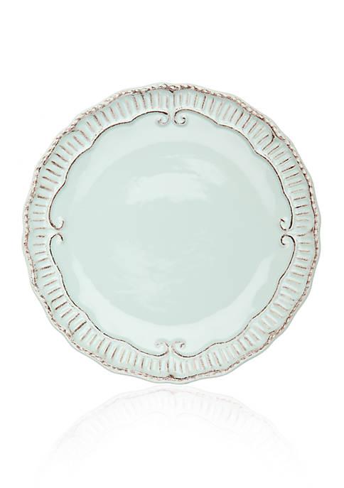 Capri Robins Egg Salad Plate