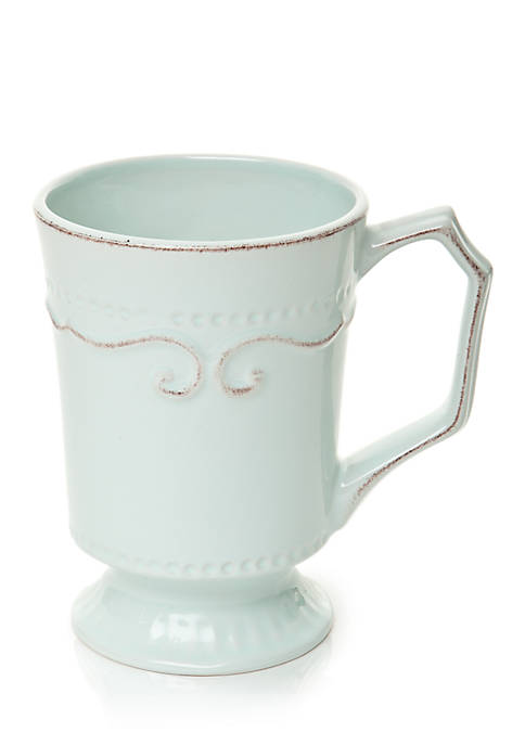 Home Accents® Capri Robins Egg Mug