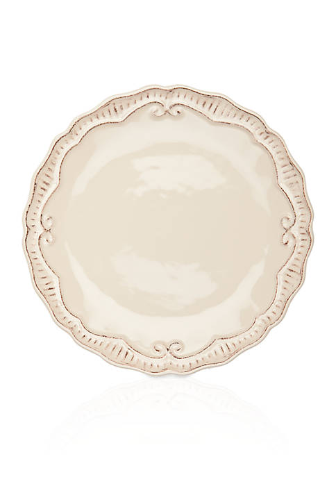 Home Accents® Capri Sand Dinner Plate