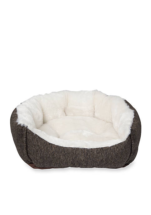 Micro Suede Small Pet Bed