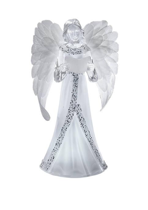Apothecary & Company™ 9 Inch LED Feathered Acrylic
