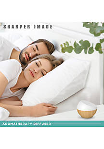 Sharper Image Ultrasonic Aromatherapy Portable Diffuser Belk