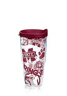Mississippi State Bulldogs All Over Tumbler