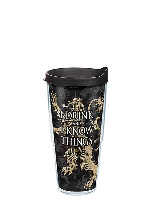 Tervis® 24-oz. Game of Thrones™ I Drink and