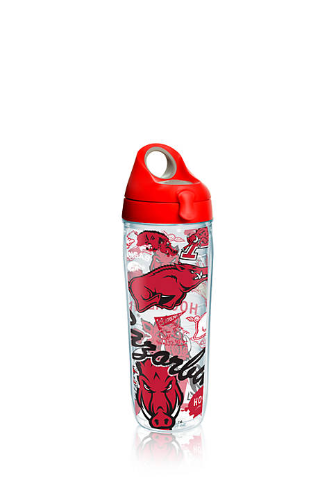 Tervis® 24-oz. Arkansas Razorbacks All Over Water Bottle
