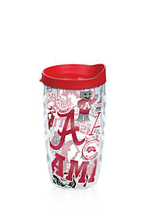 Alabama Crimson Tide All Over Tumbler