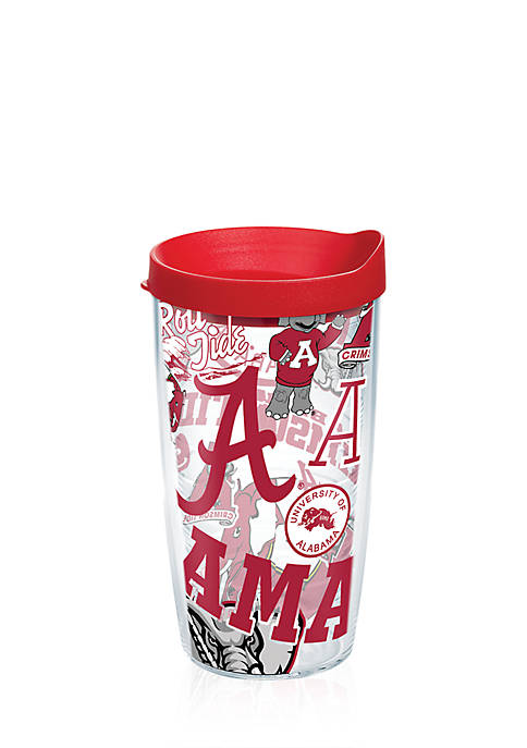 Tervis® Alabama Crimson Tide All Over Tumbler