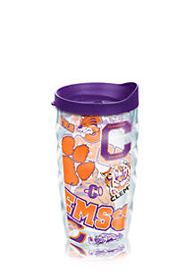 Clemson Tigers All Over Tumbler