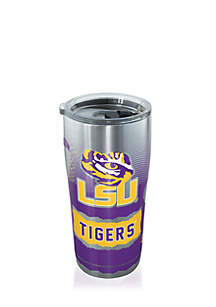 LSU Tigers Knockout Stainless Steel Tumbler