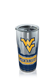 Tervis® 20-oz. West Virginia Mountaineers Knockout Stainless Steel Tumbler