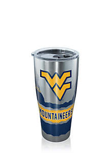 Tervis® West Virginia Mountaineers Knockout Stainless Steel Tumbler
