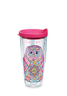 Simply Southern- Love Whoo You Are Owl 24-oz Tumbler