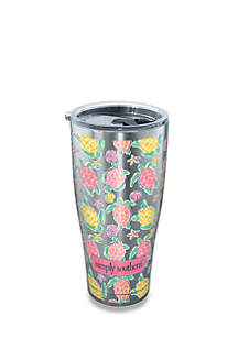 Simply Southern - Turtle Pattern Stainless Steel Tumbler