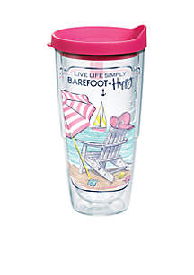 Simply Southern - Barefoot And Happy Tumbler