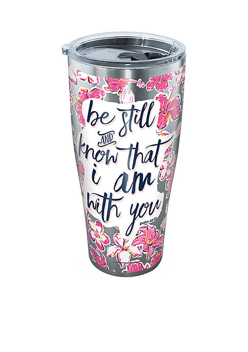 Tervis® Be Still Floral Stainless Steel Tumbler 30-oz.