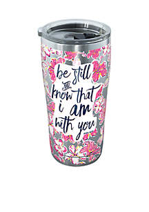 Simply Southern - Be Still Floral Stainless Steel Tumbler