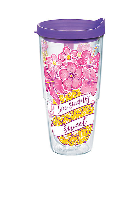 Tervis® Live Sweet Pineapple 24-oz. Tumbler