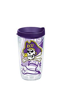 East Carolina University Wrap Acrylic Tumbler