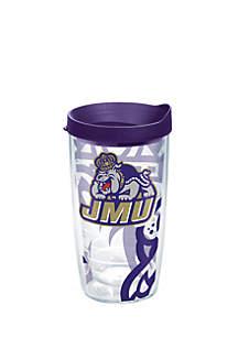 James Madison University Wrap Acrylic Tumbler