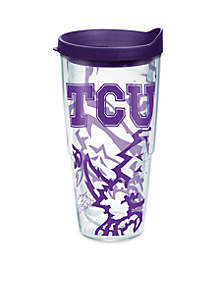 TCU Horned Frogs Tumbler