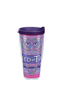 Tried and True - Owl Tumbler