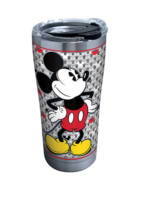 Tervis® 20 Ounce Disney® Silver Mickey Stainless Steel