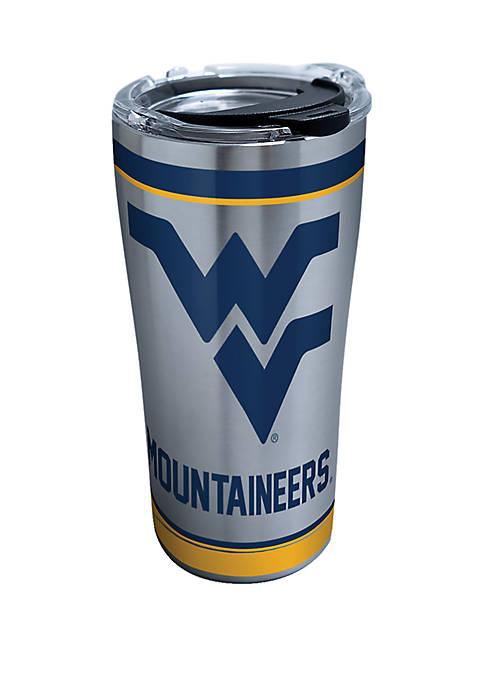 West Virginia Mountaineers 20 oz Stainless Steel Tumbler