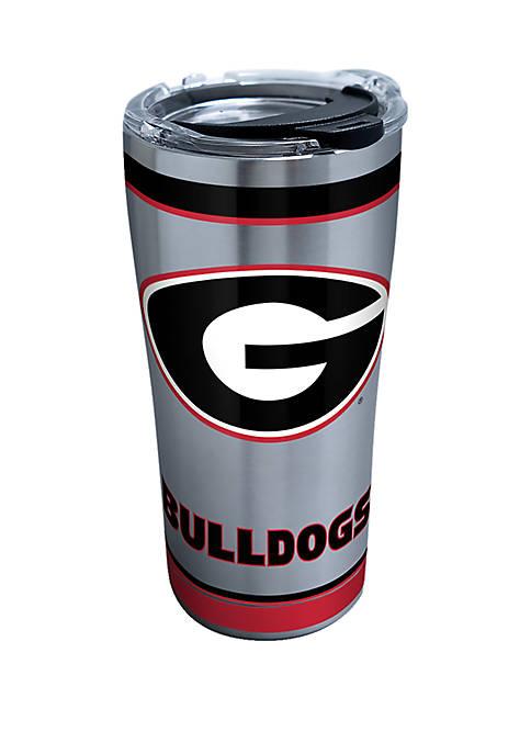 Georgia Bulldogs 20 oz Stainless Steel Tumbler