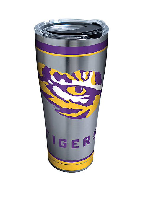 LSU Tigers 30 oz Stainless Steel Tumbler