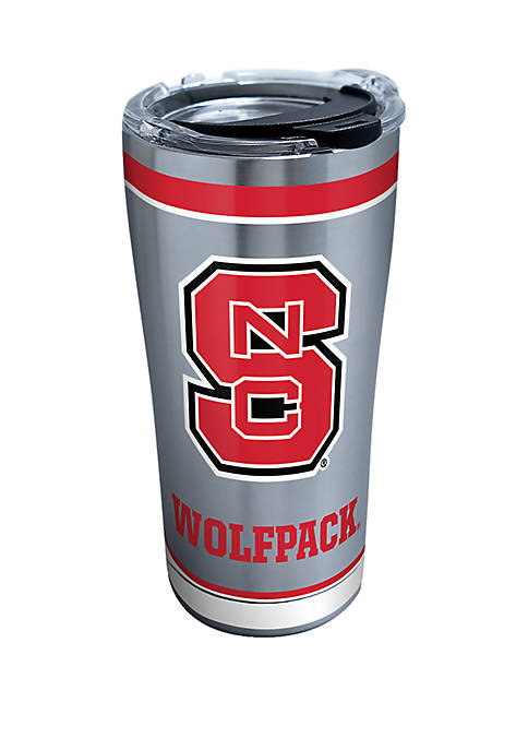 Tervis® NC State 20 oz Stainless Steel Tumbler