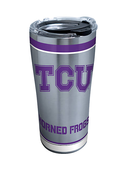 Tervis® TCU Horned Frogs 20 oz Stainless Steel
