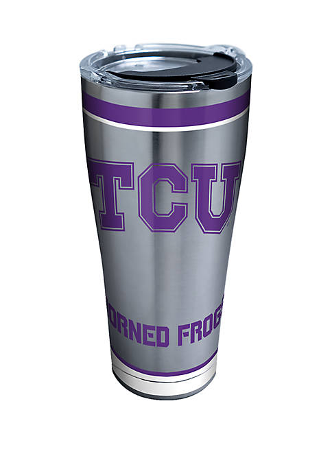 Tervis® TCU Horned Frogs 30 oz Stainless Steel