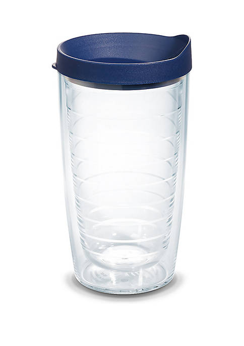 Tervis® Clear 16 oz Tumbler with Lid