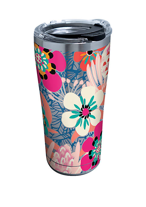 Tervis® Bright Wild Blooms 20 oz Stainless Tumbler