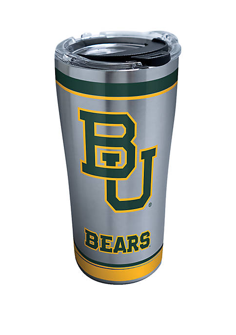 Baylor Bears 20 oz Stainless Steel Tumbler
