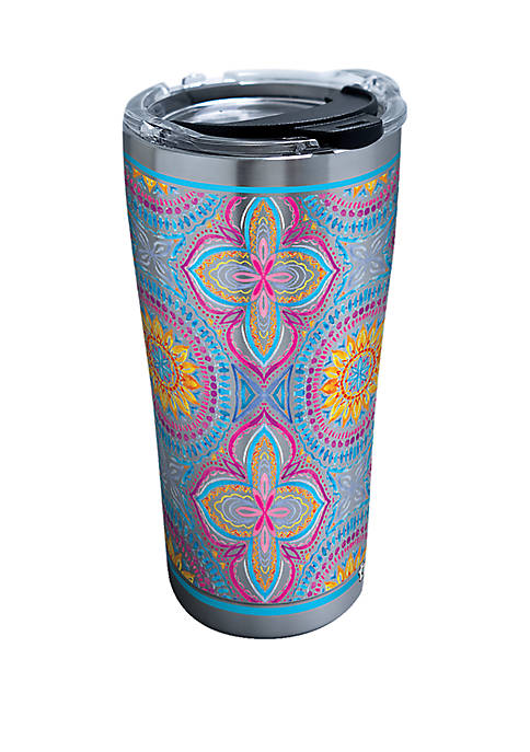 Tervis® Bright Mandala 20 oz Stainless Tumbler with