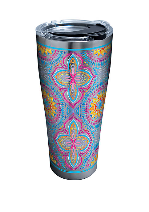 Tervis® Bright Mandala 30 oz Stainless Steel Tumbler