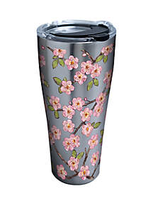 Tervis® Hand Drawn Blossoms 30 oz Stainless Steel Tumbler