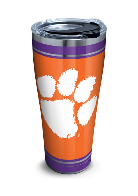 Tervis® NCAA Clemson Tigers 30 Ounce Stainless Steel