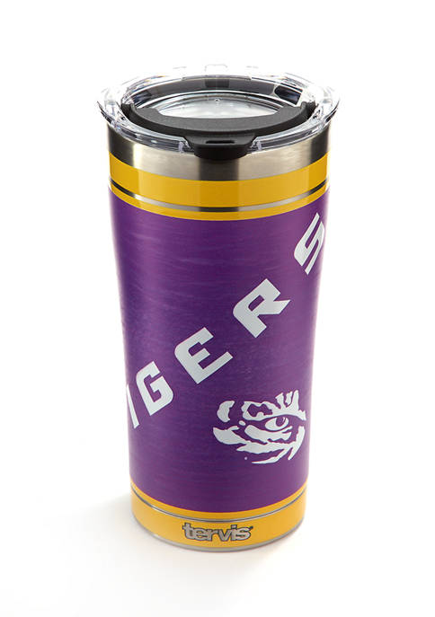 Tervis® NCAA LSU Campus 20 oz Stainless Tumbler