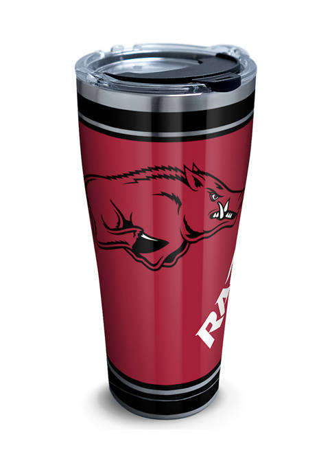 Tervis® NCAA Arkansas Razorbacks 30 Ounce Stainless Steel