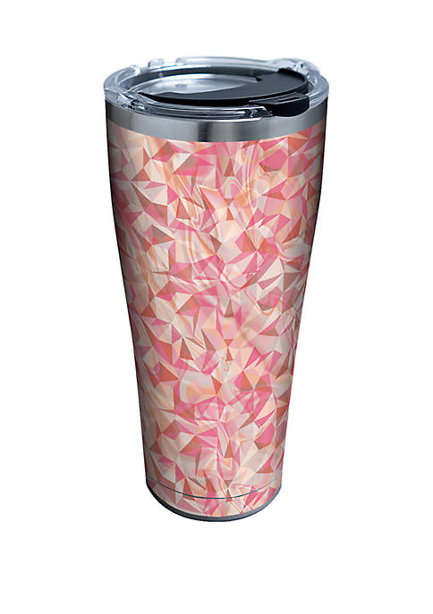 Tervis® Pink Geometric Shapes 30 oz Tumbler with