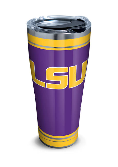 Tervis® NCAA LSU 30 oz Stainless Tumbler with