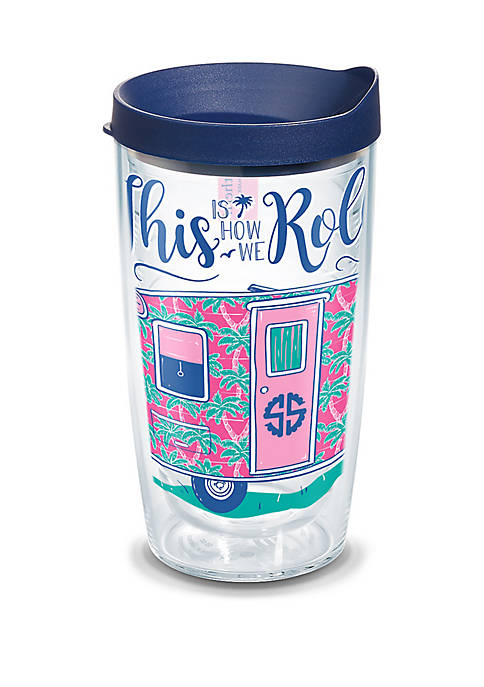 Tervis® Simply Southern How I Roll Camper 16