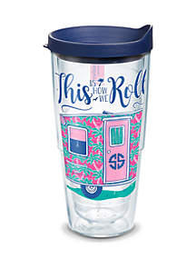Tervis® Simply Southern This Is How We Roll Plastic Tumbler- 24 oz