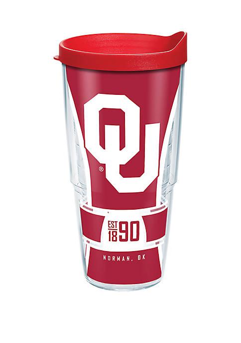 Oklahoma Sooners 24 oz Tumbler