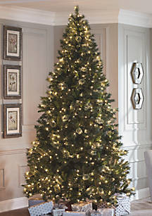 biltmore 9 ft pre lit christmas tree