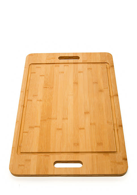 Cooks Tools™ Large Bamboo Cutting & Carving Board