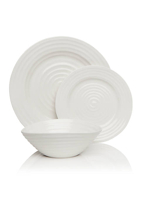 Sophie Conran White 12-Piece Dinner Set